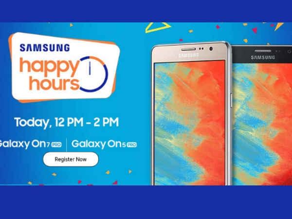 सैमसंग Happy Hours सेल शुरू, गैलेक्सी स्मार्टफोन पर मिलेगा बंपर डिस्काउंट