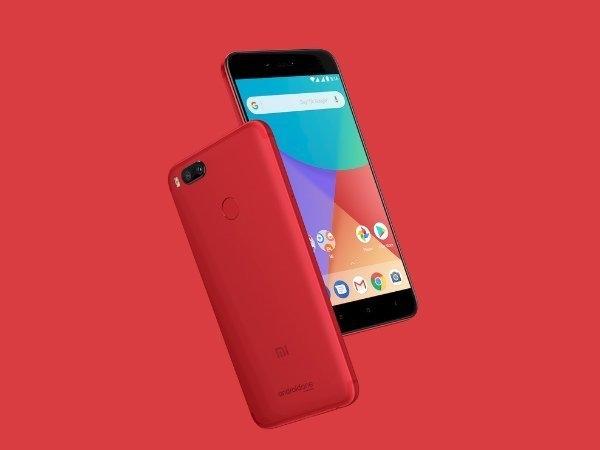 Xiaomi Mi A1 Red स्पेशल एडिशन भारत में लॉन्च, जानें कीमत और स्पेक्स
