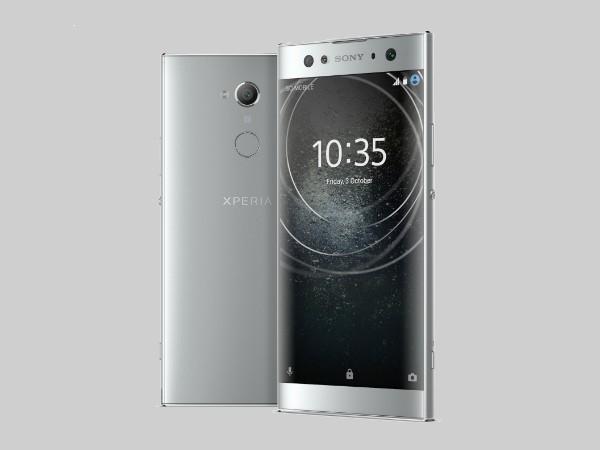 CES 2018 : सोनी ने लॉन्च किए Sony Xperia XA2 और Xperia XA2 Ultra