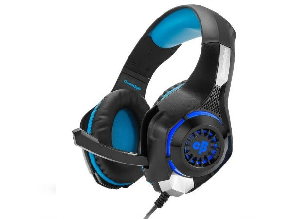 Kotion Each B3506 Wired & Wireless Headset with Mic (Black/Blue, Over the Ear) 39 परसेंट डिस्काउंट