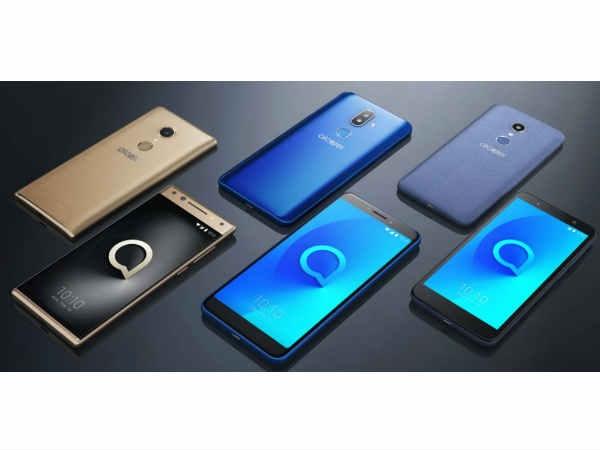 CES 2018: प्रीमियम फीचर्स के साथ 3 नए Alcatel स्मार्टफोन लॉन्च