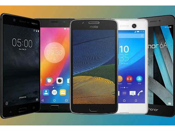 3GB रैम के साथ 8000 रुपए में आते हैं ये पॉपुलर स्मार्टफोन