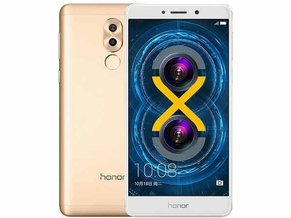 7,999 रुपए में मिल रहा है डुअल कैमरा वाला Honor 6X