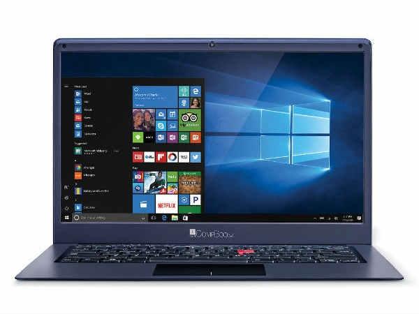 टच फीचर के साथ iBall लैपटॉप लॉन्च, कीमत 16,499 रुपए