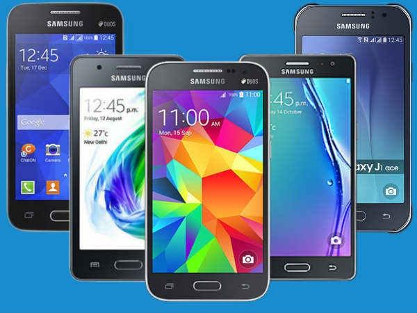 सस्ते हो चुके हैं सैमसंग के ये 10 बजट स्मार्टफोन, जानें नई कीमत
