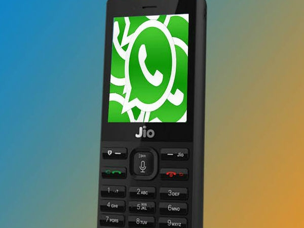 अपने JioPhone में चलाएं WhatsApp, ये है तरीका