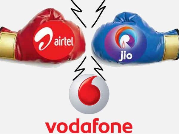 जियो और एयरटेल के सामने फुस्स हो गया वोडाफोन का 198 रुपए का प्लान
