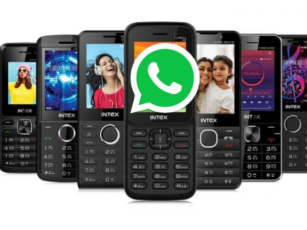 इन फीचर फोन पर भी चलता है Whatsapp, कीमत 499 रुपए से शुरू
