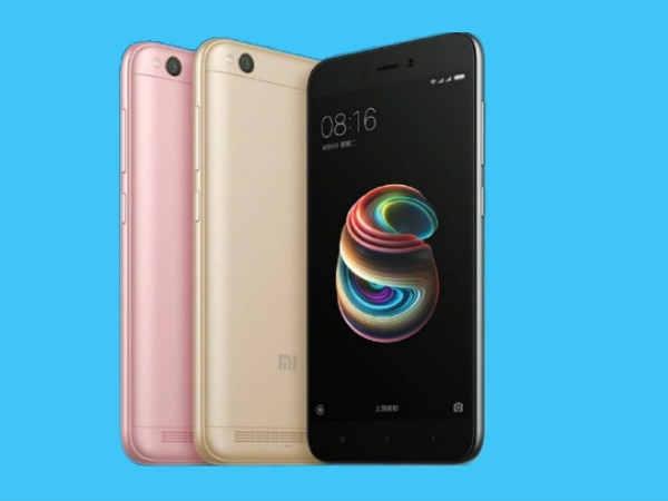 अभी सिर्फ 3950 रुपए में मिल रहा है Xiaomi Redmi 5A