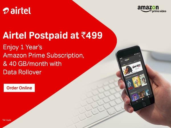 शानदार फायदों के साथ आता है Airtel का 499 रुपए का प्लान