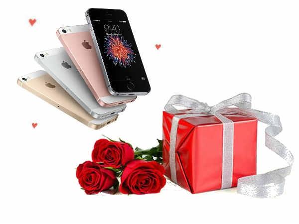 Valentine's गिफ्ट स्पेशल: 15,000 रुपए में यहां मिल रहे हैं iPhone