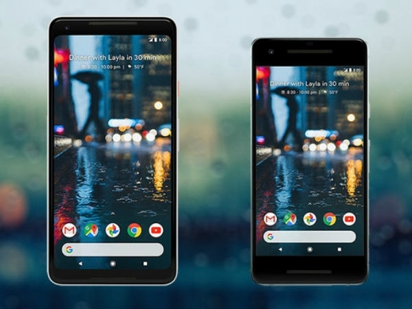 Google Pixel 2 स्मार्टफोन्स पर 4000 रुपए डिस्काउंट, 10,000 रुपए कैशबैक