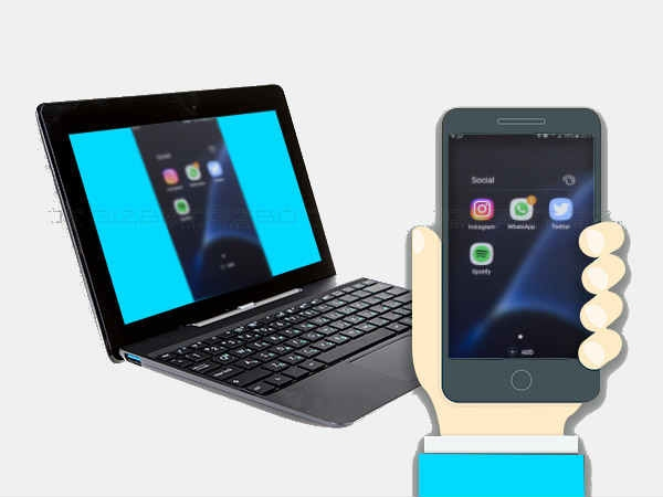 घर भूल गए हैं स्मार्टफोन तो लैपटॉप को मोबाइल बनाकर करें कॉल