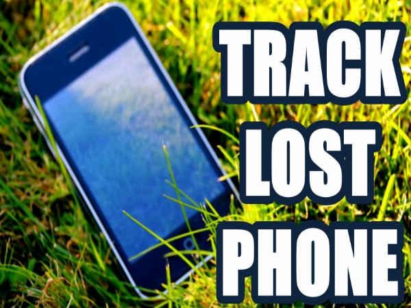 मिनटों में जानें गुम हुए स्मार्टफोन की लाइव लोकेशन