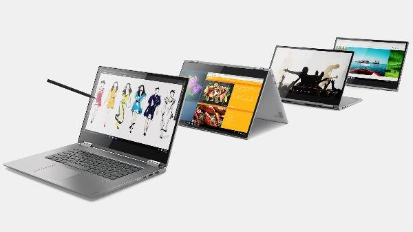 MWC 2018 : Lenovo के 2 दमदार लैपटॉप लॉन्च, जानें कीमत व फीचर्स
