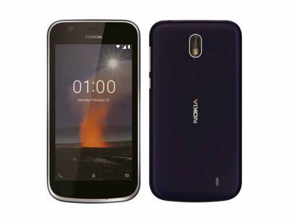 Nokia 1 को मिला FCC सर्टिफिकेशन, जानें फीचर्स और कीमत