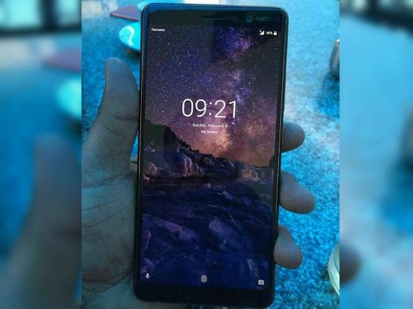 ऐसा दिखेगा Nokia 7 Plus, लाइव इमेज हुई लीक