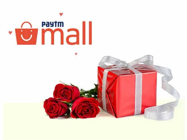Valentine Day स्पेशल: पेटीएम मॉल पर मिल रहे हैं खास ऑफर्स
