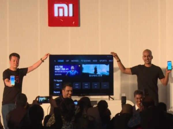 शाओमी ने लांच किया सिक्के से भी पतला दुनिया का सबसे स्लिम LED TV