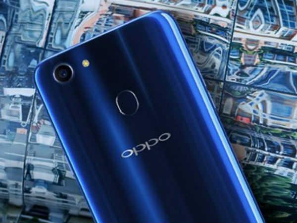Oppo F5 का Sidharth लिमिटेड एडिशन लॉन्च, जानें कीमत और फीचर्स