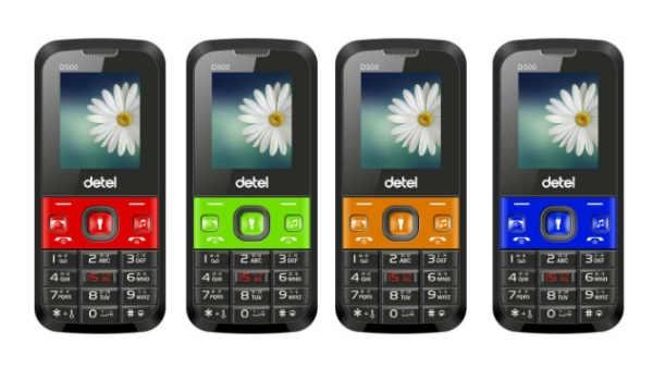 डेटेल ने लॉन्च किए 4 नए फीचर फोन, कीमत 549 रुपए