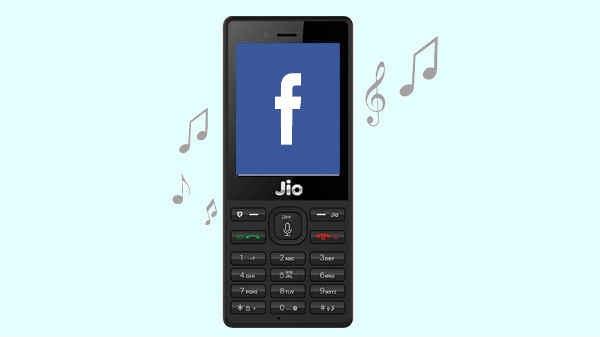 अपने JioPhone में चलाएं Facebook, ये है तरीका
