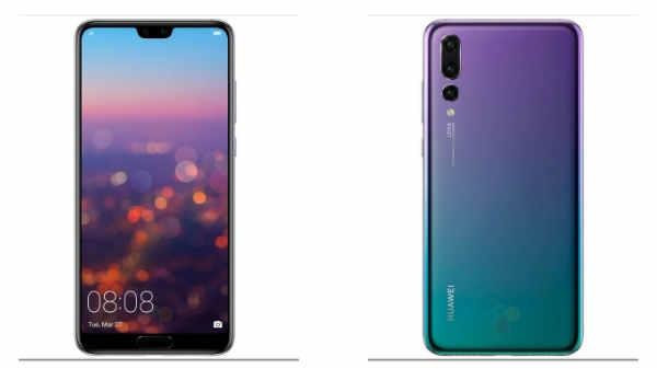 40MP, 20MP और 8MP के तीन रियर कैमरा वाला फोन है Huawei P20 Pro