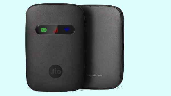 जियो ने लॉन्च किया 4G LTE हॉटस्पॉट डिवाइस, कीमत जानकर हो जाएंगे हैरान
