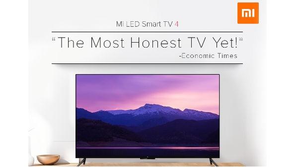श्याओमी स्मार्ट टीवी, 22,990 रुपए में सबकुछ तो मिल रहा है