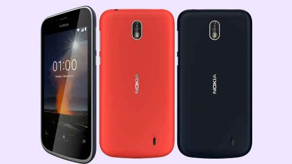 Nokia 1 भारत में लॉन्च, 3299 रुपए में खरीदने का मौका