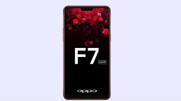 Oppo F7 भारत में लॉन्च, जानें जानें स्पेसिफिकेशन और कीमत