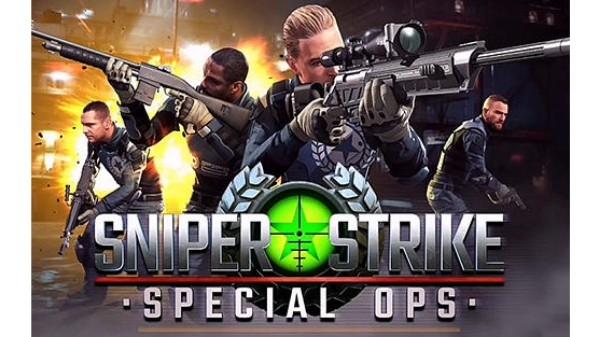 Sniper Strike (Sniper Stick)
