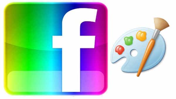 इस ट्रिक से चेंज करें Facebook का डिफॉल्ट थीम और कलर