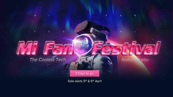 Mi Fan Festival सेल में शाओमी स्मार्टफोन पर बंपर डिस्काउंट व ऑफर्स