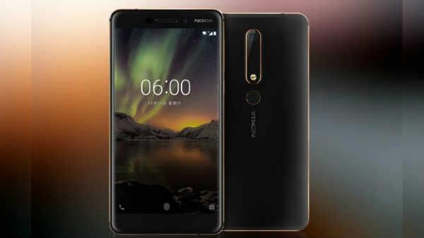 Nokia 6 (2018) की सेल शुरू, 2000 रुपए कैशबैक और कई ऑफर्स