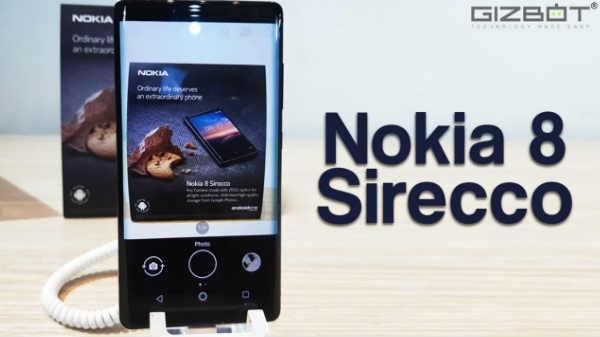 Nokia 7 Plus और Nokia 8 Sirocco की भारत में सेल शुरू, ये मिलेंगे ऑफर्स