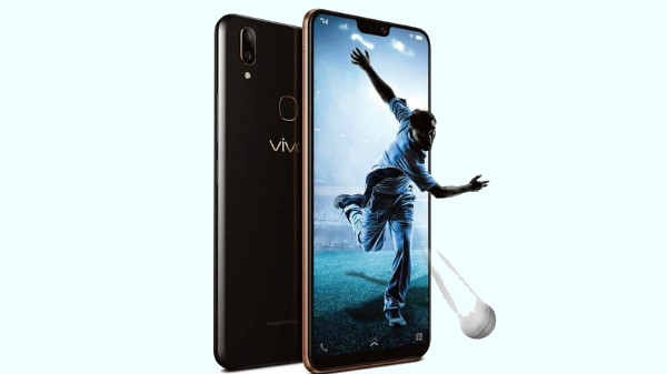 16MP फ्रंट कैमरा व 4GB रैम के साथ Vivo V9 Youth भारत में लॉन्च