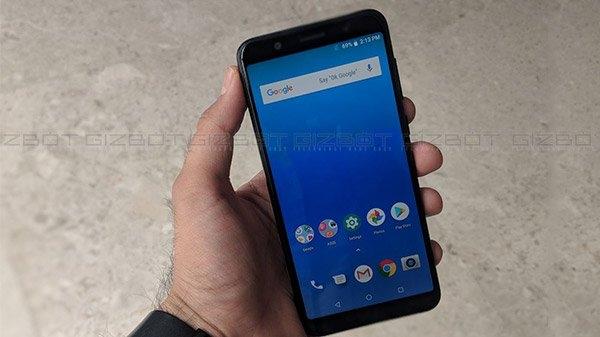 5000mAh बैटरी के साथ Asus स्मार्टफोन भारत में लॉन्च, कीमत 10,999 रुपए