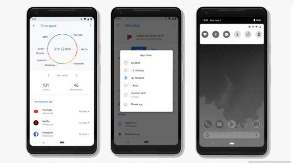 Android P के 10 फीचर्स जो इसे बनाते है खास