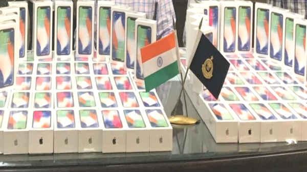 एक करोड़ से ज्यादा कीमत के iPhone X के साथ दिल्ली एयरपोर्ट पर शख्स गिरफ्तार