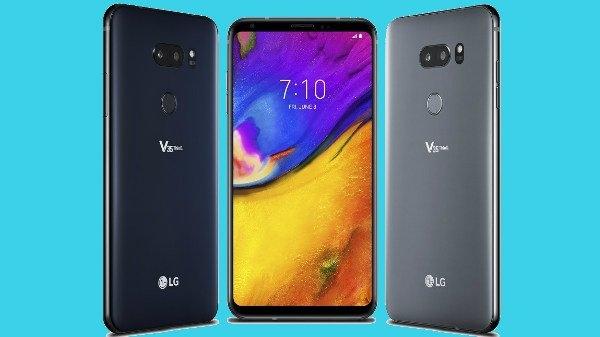 LG के प्रीमियम स्मार्टफोन V35 ThinQ व V35+ ThinQ लॉन्च, जानें सभी फीचर्स