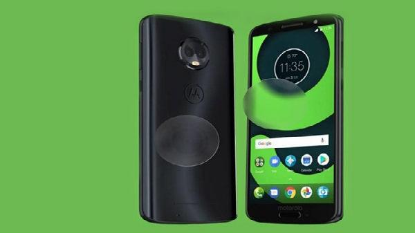 21 मई को भारत में लॉन्च हो रहा है Moto G6 Play