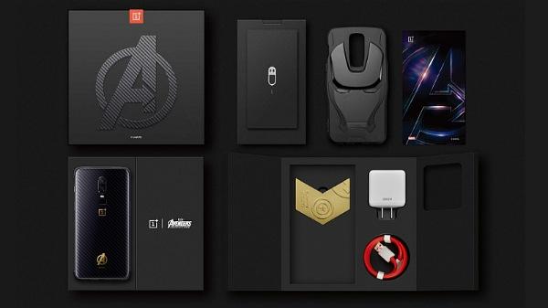 OnePlus 6 x Marvels Avengers लिमिटेड एडिशन की ओपन सेल शुरू, जानें लॉन्च ऑफर