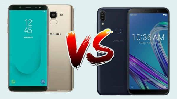 Samsung Galaxy J6 V/S Asus ZenFone Max Pro M1 : कौन है पैसा वसूल