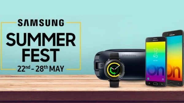 Samsung Summer Fest शुरू: स्मार्टफोन, स्मार्टवॉच व स्पीकर्स पर बंपर डिस्काउंट
