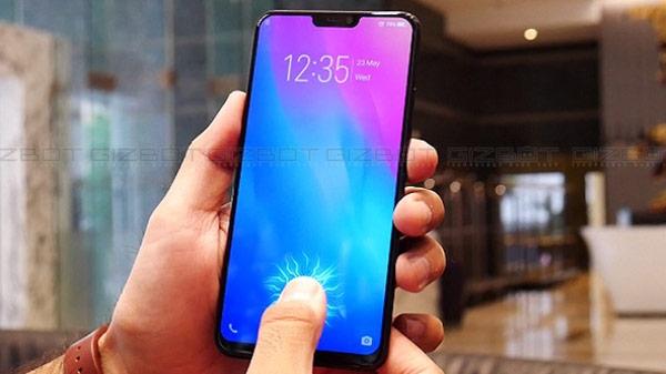इन-डिस्प्ले फिंगरप्रिंट वाला पहला स्मार्टफोन बना  Vivo X21