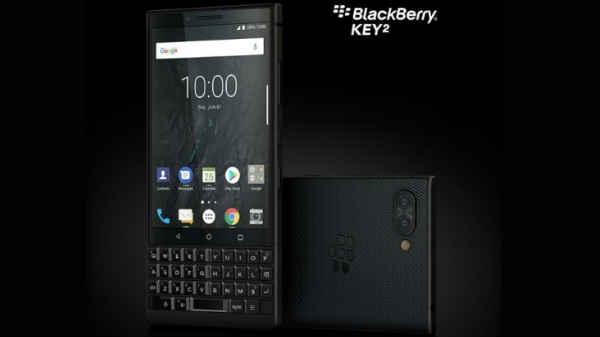 6GB रैम के साथ Blackberry KEY2 लॉन्च, जानें कीमत व फीचर्स