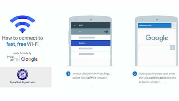 रेलटेल प्रोजेक्ट के तहत Google ने भारत में लॉन्च की नई सर्विस