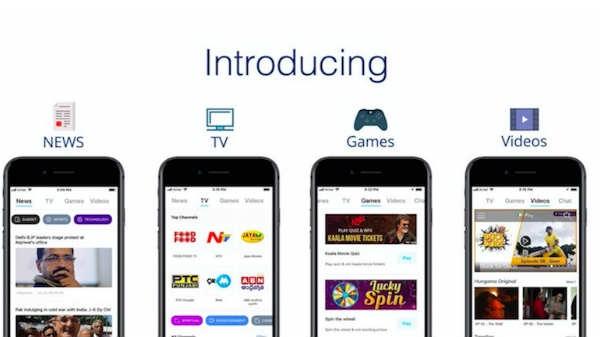अब Paytm यूजर्स ले सकेंगे Chat और फ्री Live TV का मजा