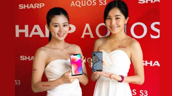 6GB रैम के साथ Sharp Aquos S3 लॉन्च, जानें कीमत व फीचर्स